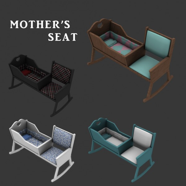 Leo 4 Sims: Mother's Seat