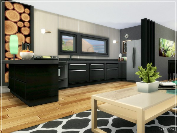 The Sims Resource: More Black House by Lhonna