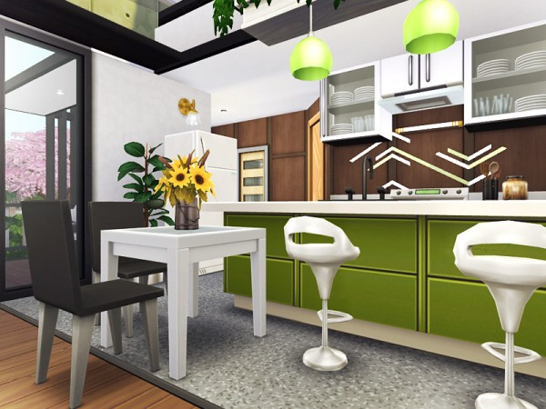 The Sims Resource: Gilad House by Rirann