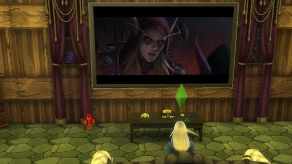 Mod The Sims: Warcraft Warbringers Channel Override Videos by N.Blightcaller