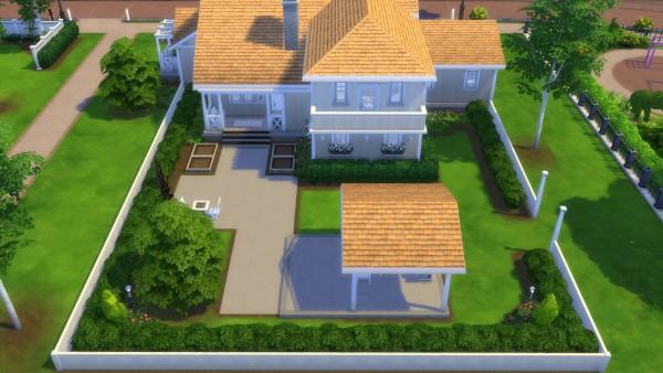 Mod The Sims: Kirkwood Legacy Home   4 BR, 2 BA by CarlDillynson
