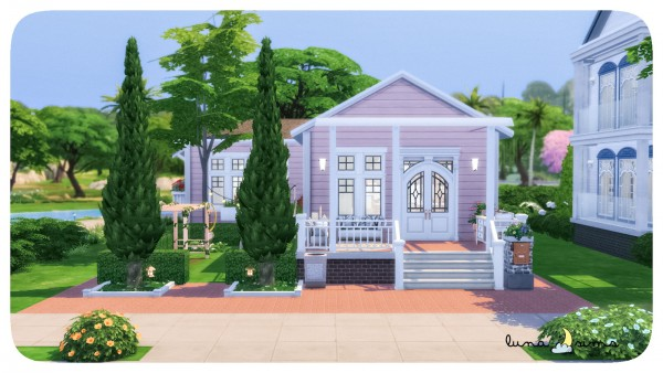 Luna Sims: Rindle Rose House
