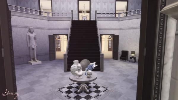 Gravy Sims: Mega Celebrity Mansion