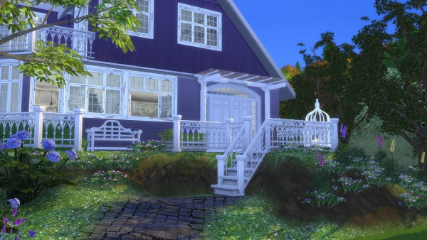 Ideassims4 art: 36 Waterlily House