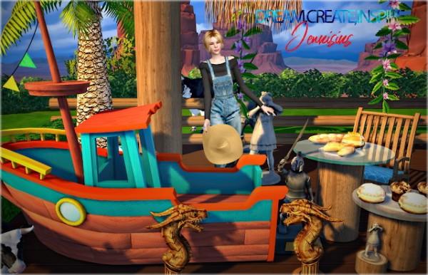 Jenni Sims: Dream,create,inspire Decorative set