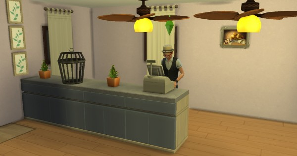 Mod The Sims: Custers Market by Victor tor