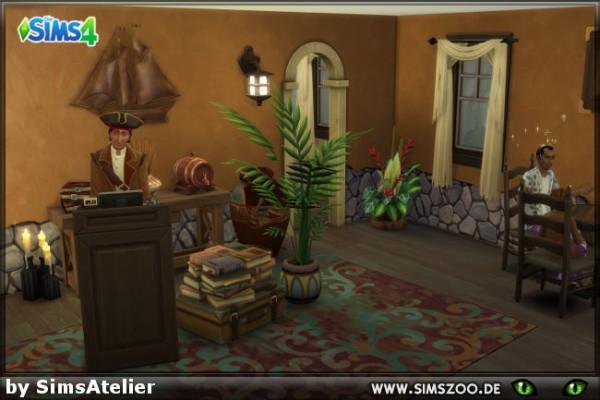 Blackys Sims 4 Zoo: Treasure Island by SimsAtelier