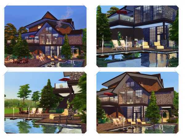 The Sims Resource: Senia House by marychabb