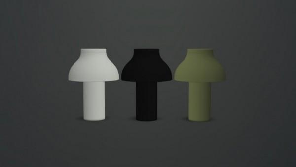 Meinkatz Creations: PC Table Lamp