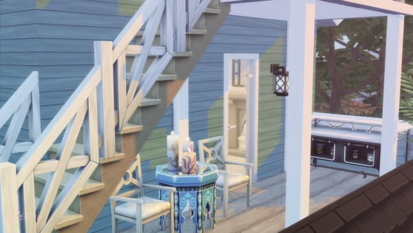 Gravy Sims: Beach House