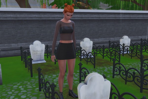 Kawaiistacie: Graveyard Mod
