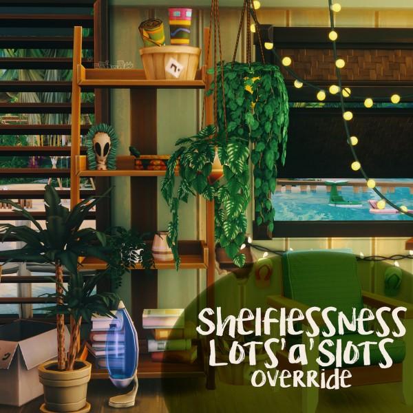 Picture Amoebae: Helflessness Lots`a`slots Override