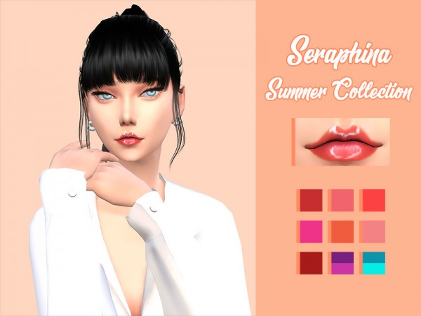 The Sims Resource: Summer Collection v2 by SeraphinaS