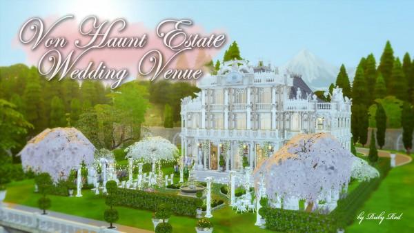 Ruby`s Home Design: Von Haunt Estate Wedding Venue