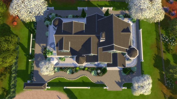 Luniversims: Luxury Family Home by  jordan1996