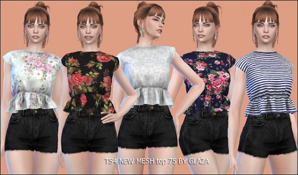 All by Glaza: Top 75