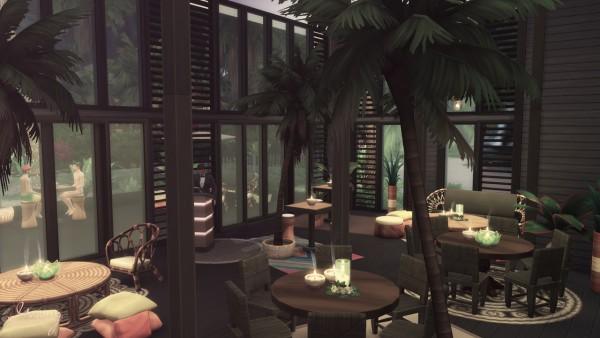 Gravy Sims: Moden Beach Restaurant