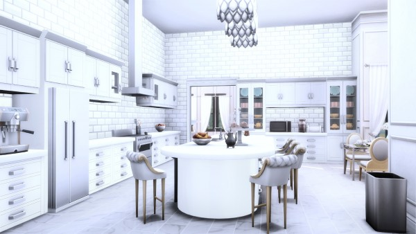 Simsational designs: Ward Manor   Grand home in the Hills of Del Sol Valley