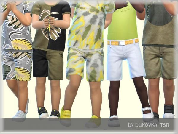 The Sims Resource: Short Natural  by bukovka