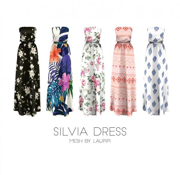 Kenzar Sims: Silvia dress