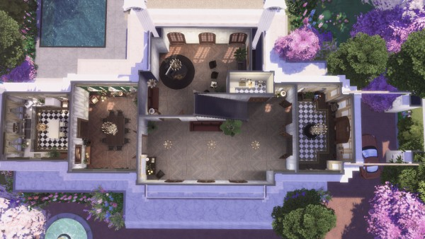 Gravy Sims: Chateau Frise