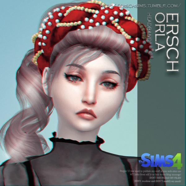 ErSch Sims: Orla Headband