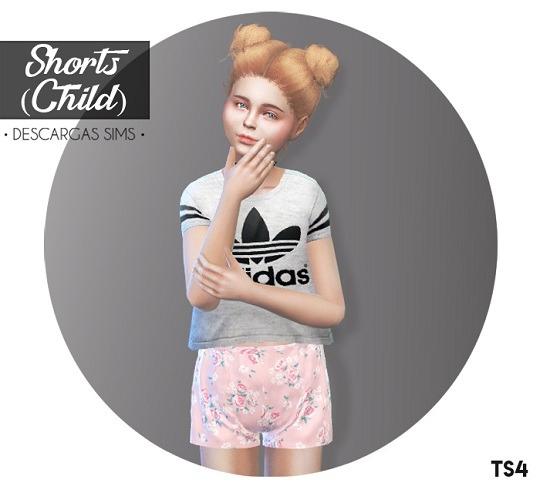 Descargas Sims: Shorts
