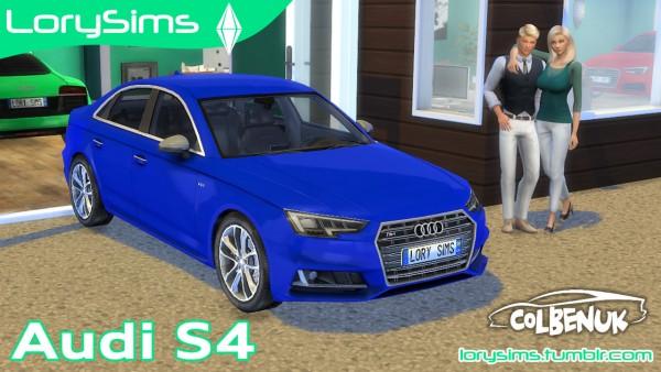 Lory Sims: Audi S4