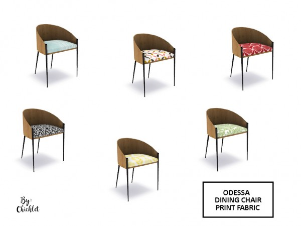 Simthing New: Odessa Dining Room