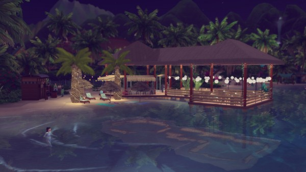 Simming With Mary: Lagoon Look