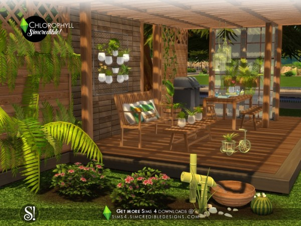 The Sims Resource: Chlorophyll   Plants by SIMcredible!