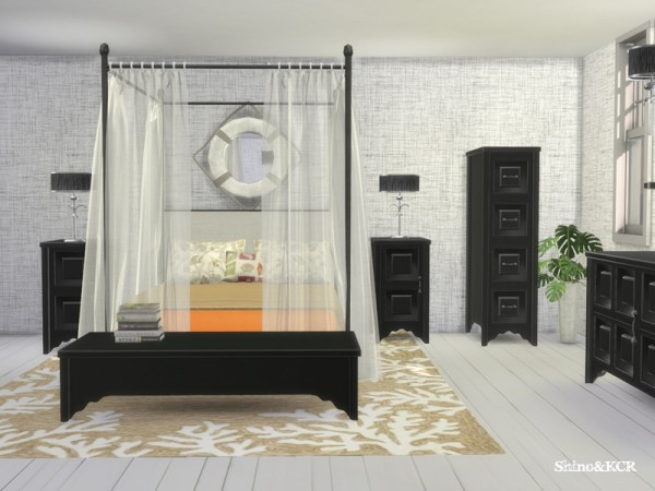 The Sims Resource: Bedroom Sara by ShinoKCR