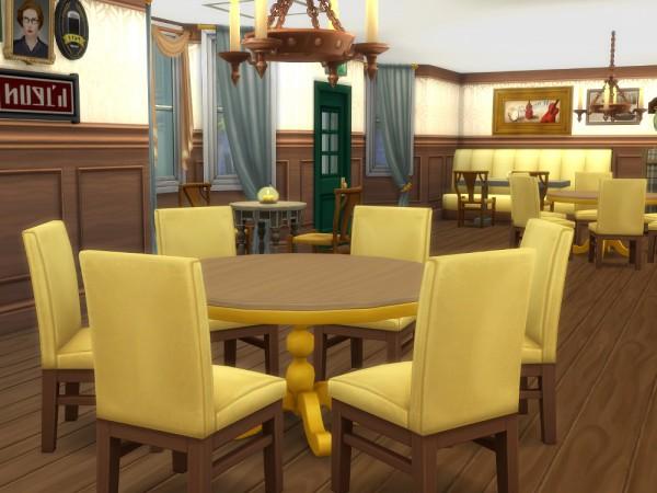 Mod The Sims: Albert Inn   Restaurant by KyriaT