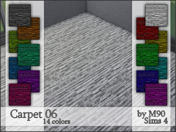 The Sims Resource: Carpet 06 by Mircia90