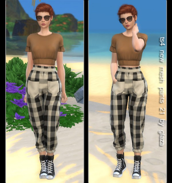 All by Glaza: Pants 21