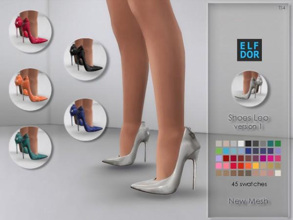 Elfdor: Shoes Leo   version 1
