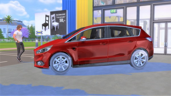 Lory Sims: Ford S Max