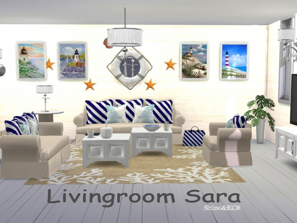 The Sims Resource: Living Sara by ShinoKCR