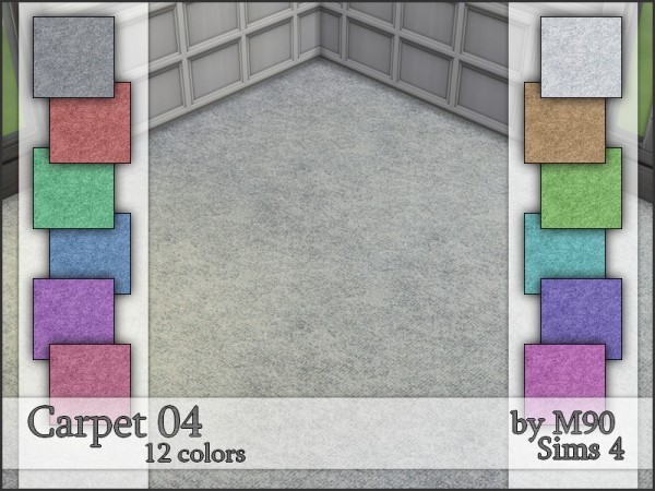 The Sims Resource: Carpet 04 by Mircia90