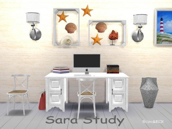 The Sims Resource: Study Sara by ShinoKCR
