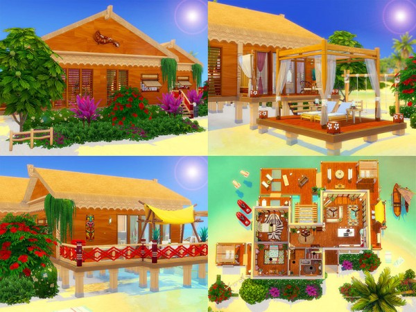 The Sims Resource: Anahera House   Nocc by sharon337
