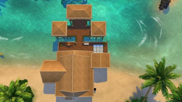 Ihelen Sims: Sea breeze by fatalist