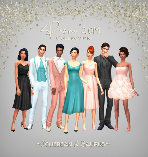 Joliebean: Prom 2019 Collection