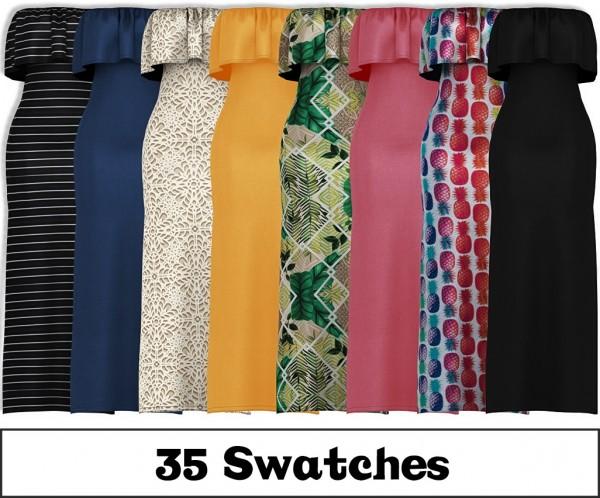 LumySims: Summer Dress