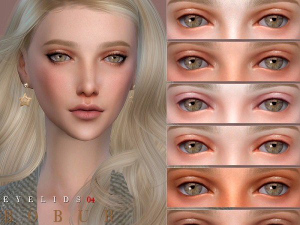 The Sims Resource: Eyelids 04 by Bobur3