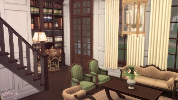 Gravy Sims: Elegant Home