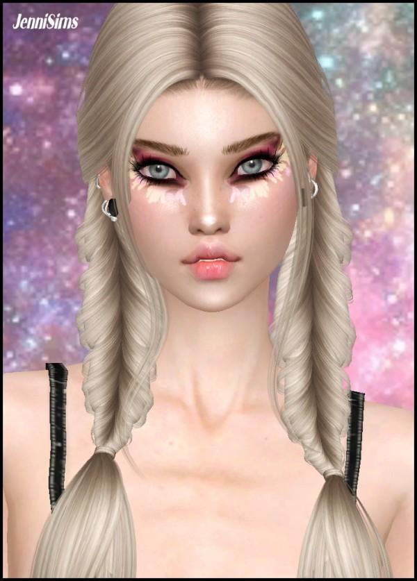 Jenni Sims: Eyeshadow Toshy
