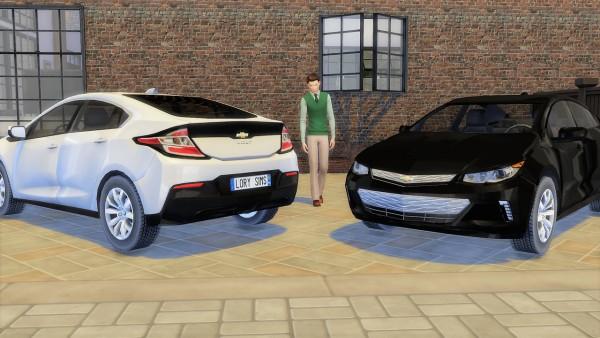 Lory Sims: Chevrolet Volt