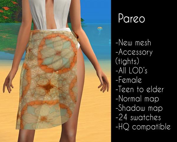 Lazyeyelids: Pareo