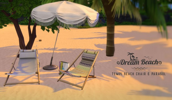 Leo 4 Sims: Dream Beach